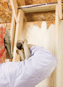 Quebec City Spray Foam Insulation Services and Benefits